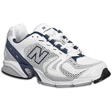 0ee72683ff05d Amazon.com: New Balance Men's 719 ( sz. 07.0, White/Navy : Width ...