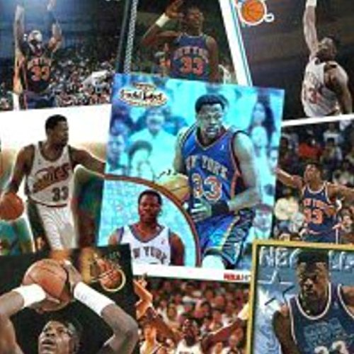 Ewing Card - Patrick Ewing 26 Different NBA Cards [Misc.]