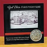Photo Frame-God Bless Firefighters (Jan)