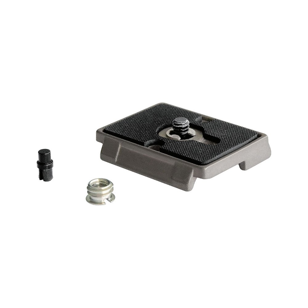 Manfrotto Quick Release Plate with Special Adapter (200PL) by Manfrotto