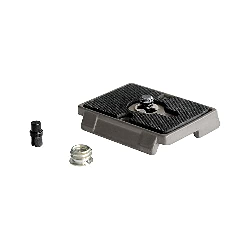 Manfrotto Quick Release Plate with 1/4 inch Screw