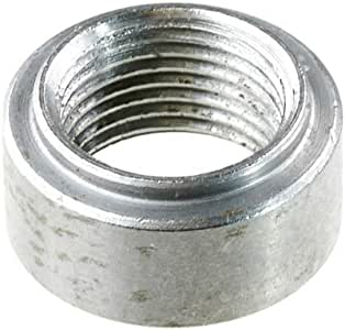 CarXX O2 Weld Bung Stainless Steel Standard for Oxygen Sensor M18x1.5 PACK OF 2
