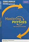 College Physics : A Strategic Approach with MasteringPhysics, Knight, Randall D. and Jones, Brian, 0321683595