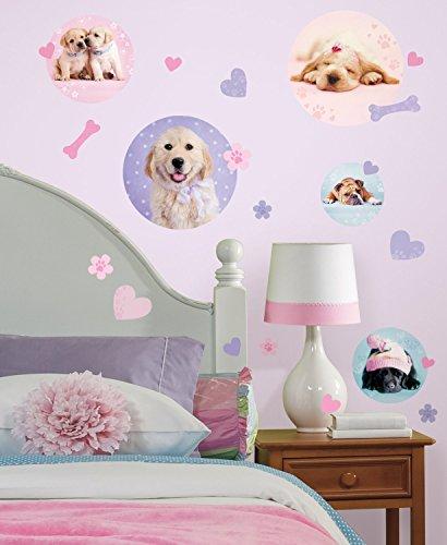 Puppy Spots Peel & Stick Wall - Of Puppies Pics