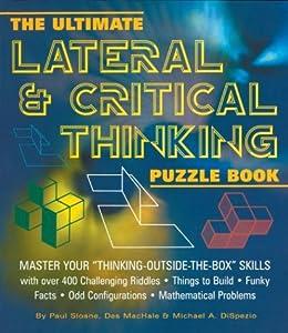 Great Critical Thinking Puzzles   Speed   Tide Amazon UK