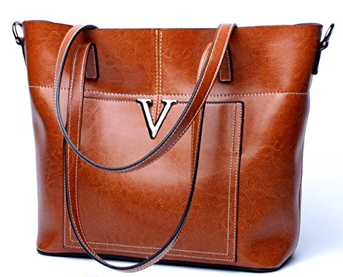 Cute Leather Tote Bags - 9