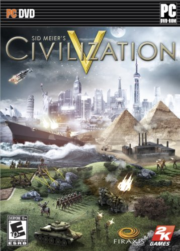 Sid Meier's Civilization V - PC (Civ V Brave New World Best Civ)