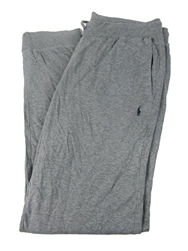 Polo Ralph Lauren Men's Big & Tall Jersey Jogger Pants (2XB, Winter Grey) by Polo Ralph Lauren