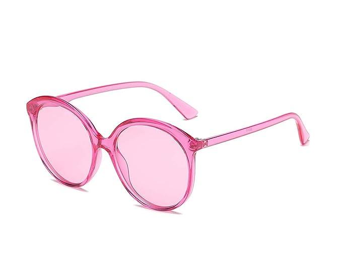 e21f855752 anteojos de sol coreanas rosas para mujer: Amazon.com.mx: Ropa ...