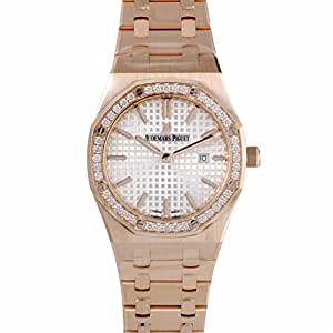 Audemars Piguet Royal Oak quartz womens Watch 67651OR.ZZ.1261OR.01 (Certified Pre-owned)