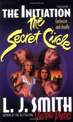 THE SECRET CIRCLE TRILOGY EBOOK
