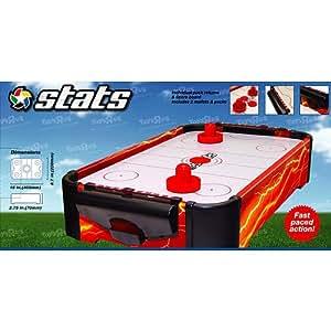 Desconocido air hockey de mesa stats 40 cm juguetes y juegos - Mesa de hockey de aire ...