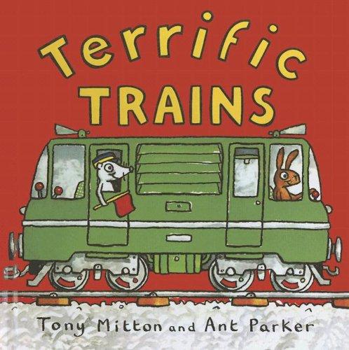 Terrific Trains ebook