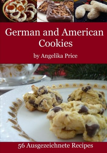 German and American Cookies - Cookie American
