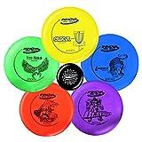 Innova Disc Golf Starter Set - Colors May Vary 160-180g - DX Putter, Mid-Range, Driver