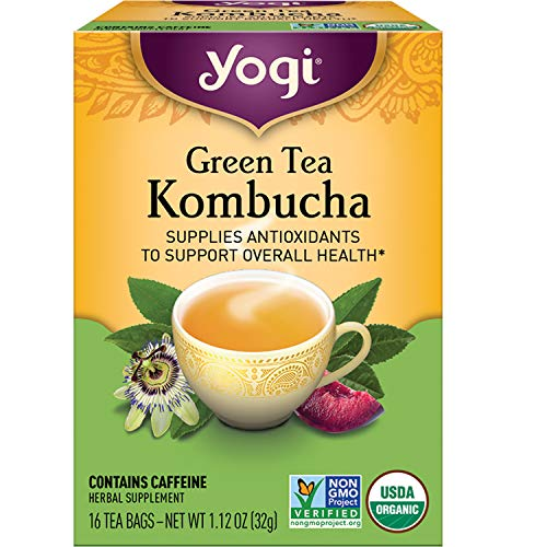 Yogi Tea - Green Teas