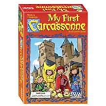 My First Carcassonne Board Game