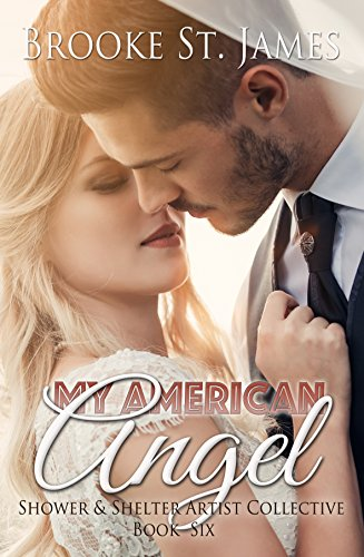 My American Angel (Shower & Shelter Artist Collective Book 6) cover
