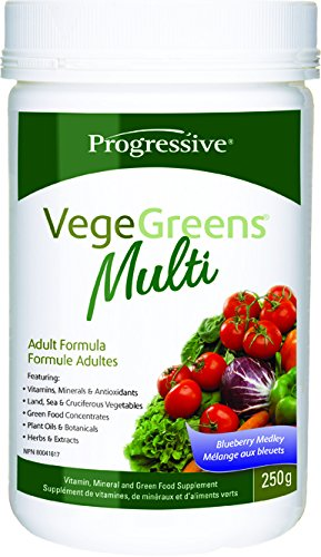 VegeGreens Multi Formula - 250g by Prgressive