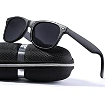 wearpro Wayfarer Sunglasses for Men Vintage Polarized Sun Glasses WP1001