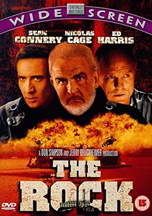 The Rock 1996 x264 720p Esub BluRay Dual Audio English Hindi
