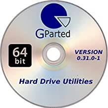 GParted Live - Stand Alone Partition Editing Software for PCs