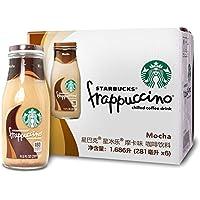 Starbucks星巴克星冰乐摩卡味咖啡281ml*6(美国进口)