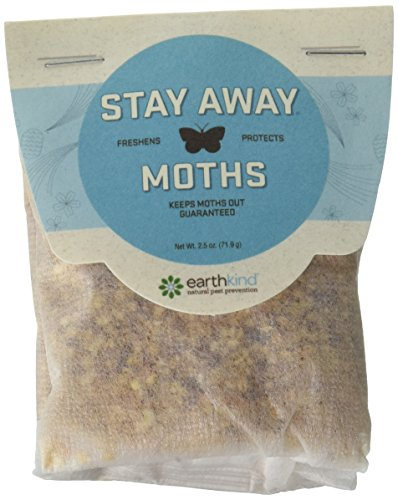 Earthkind Stay Away, Moth Repellent, 2.5 Ounce -  698703023114
