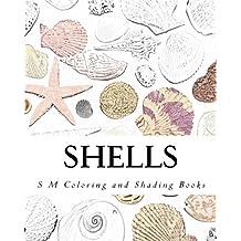 Shells: Coloring and Shading Book