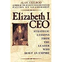 Elizabeth 1 Ceo