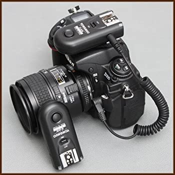 Yongnuo Rf-603 N3 2.4ghz Wireless Flash Triggerwireless Shutter Release Transceiver Kit For Nikon D90d3100d5000d7000 0