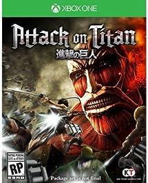 Attack on Titan - Xbox One: Koei Tecmo     - Amazon com