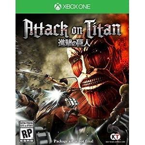 Attack on Titan – Xbox One