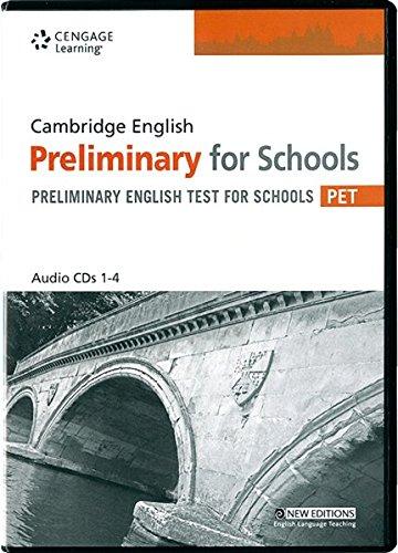 Practice Tests for Cambridge PET for Schools Audio CDs PDF Text fb2 book