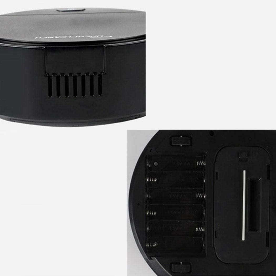 Kuerli Robot Aspirador, Limpiadores robóticos Limpiador Mini automático Smart Clean Robot Limpiador de Suelos Herramienta de Limpieza por aspiración: Amazon.es: Hogar
