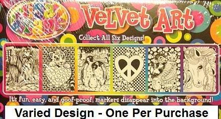 Velvet Art Kit - 7