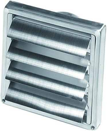 surpression Grille daspiration en acier inoxydable DIN /Ø125 Grille de ventilation grille daspiration SMS