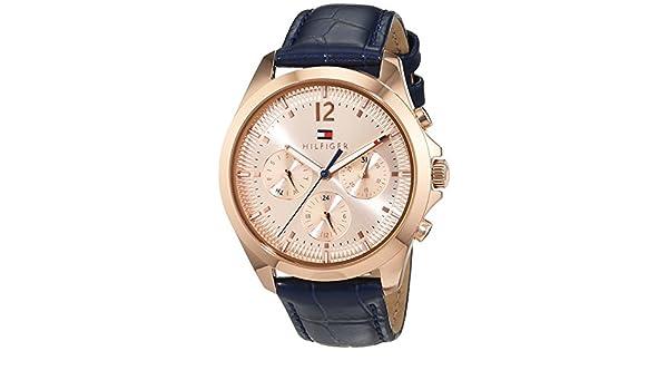 Amazon.com: Tommy Hilfiger 1781703 1781703 Wristwatch for women Design Highlight: Tommy Hilfiger: Watches