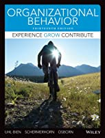Organizational Behavior, 13th Edition Front Cover