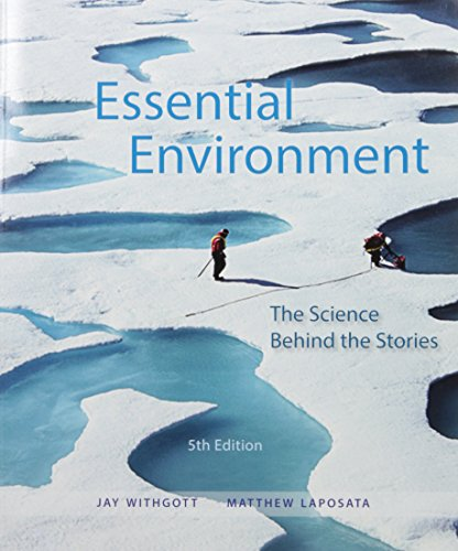 Essential Environment: The Science Behind the Stories; Modified Mastering Environmental Science with Pearson eText -- Va