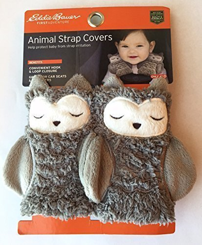 Best Buy! Eddie Bauer Animal Strap Covers - Owl