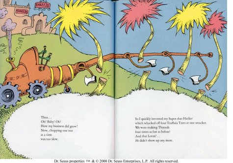 The Lorax (Classic Seuss) by Random House Books for Young Readers (Image #2)