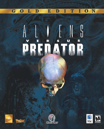 (Aliens Versus Predator Gold  - Mac)