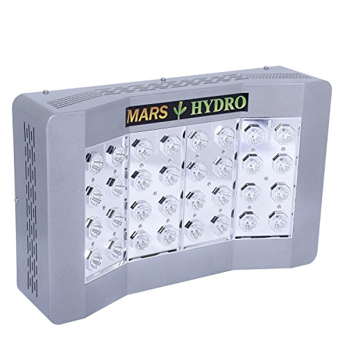 511AZQ50vPL - MarsHydro Led Grow Light - Pro II Cree 640W Full Spectrum for Hydroponics Indoor Greenhouse Plants Veg and Flower