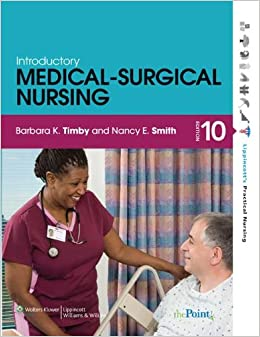 Introductory Medical-Surgical Nursing, 10th Ed. With Prepu and Simadviser