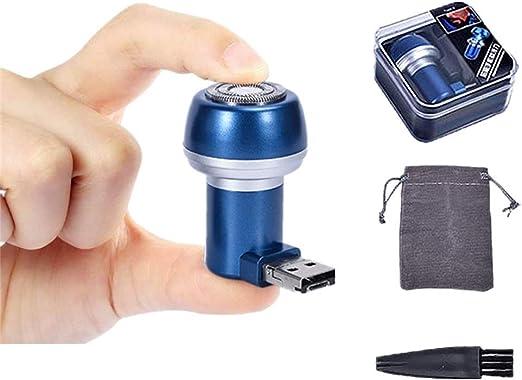 Mxyy Maquinilla de Afeitar eléctrica for Hombres Afeitadora for ...