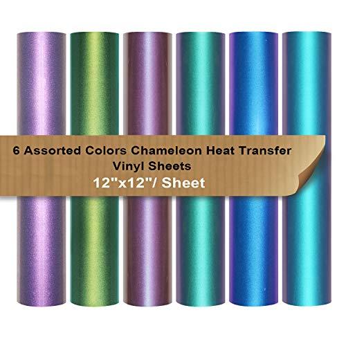 Chameleon Heat Transfer Vinyl