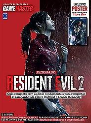 Superpôster Game Master - Detonado Resident Evil 2 (Claire)