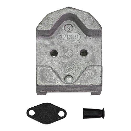 - Quicksilver 821631Q1 Aluminum Gimbal Housing Anode - MerCruiser Drives