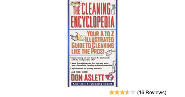 The Cleaning Encyclopedia